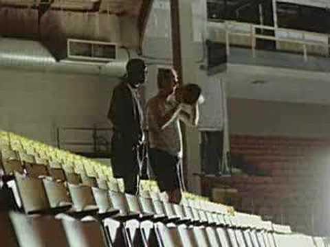 Larry Bird vs. Michael Jordan McDonalds commercial