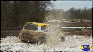 Vid�o Rallye du Touquet 2013 (+ crash) HD pure sound par MRacing-Video (1715 vues)