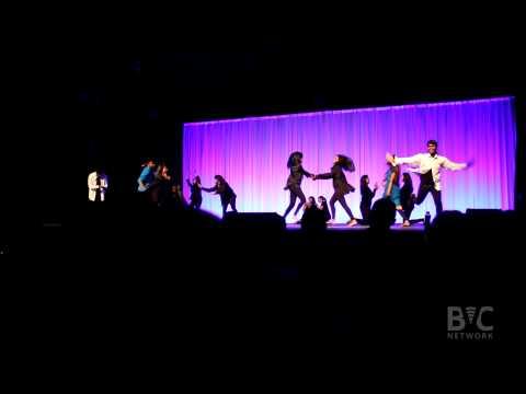 Tamil Dance Performance by YUTSA @ York University MCW 2014