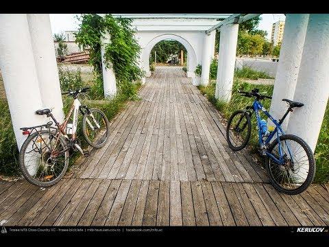 VIDEOCLIP Cu bicicleta prin statiunea Mamaia, de la Nord la Sud si retur [VIDEO]