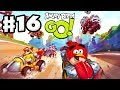 Matilda! Air - Angry Birds Go! Gameplay Walkthrough Part 16 (iOS, Android)