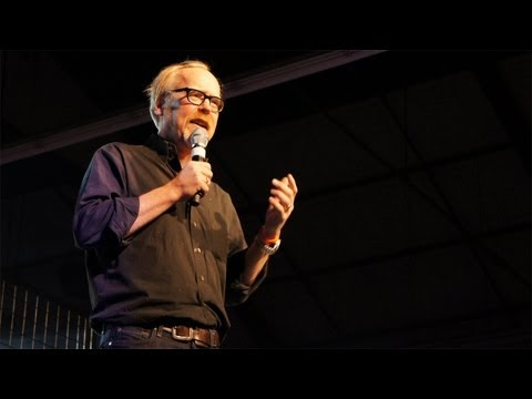 Adam Savage's Maker Faire 2012 Talk: Why We Make