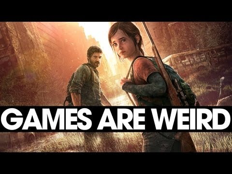 Games Are Weird - Episode 98