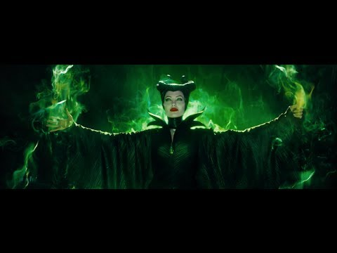 فيديو فيلم أنجلينا جولي الجديد من ديزني .. Maleficent