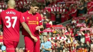 Steven Gerrard Long Range Passes 2012/2013