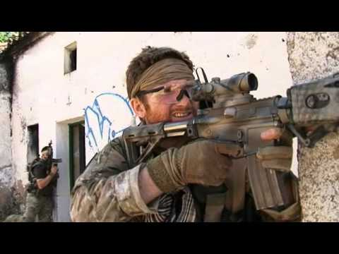 Stirling Airsoft's 'Task Force' movie trailer