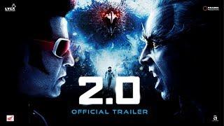 2.0 - Official Trailer Hindi]  Rajinikanth  Akshay Kumar  A R Rahman  Shankar  Subaskaran