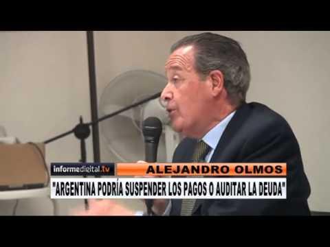 <b>Alejandro Olmos Gaona:</b> &quot;seguimos pagando deuda vieja con deuda nueva&quot;