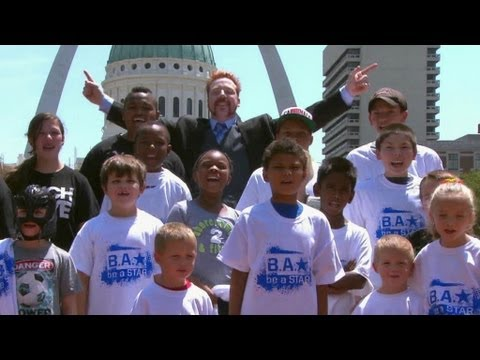 A special look at the WWE hosted be a STAR rally in St. Louis