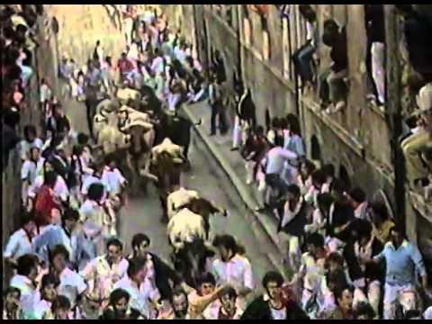 Encierro San Fermín 14 07 1982 480p