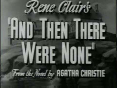 Agatha Christie | And Then There Were None (1945) [Crime] [Mystery]