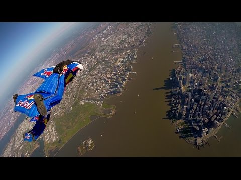 GoPro: Wingsuits Over The Big Apple
