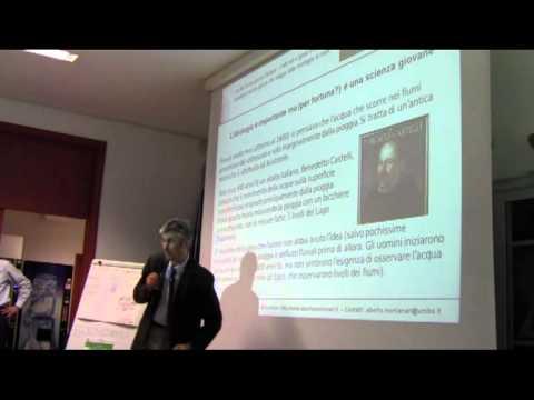 Lezione sul ciclo dell'acqua - Istituto Einaudi Correggio 1 marzo 2012