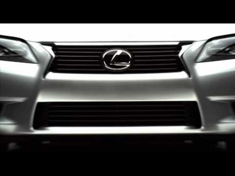 New Lexus GS: Next Generation L-Finesse Video
