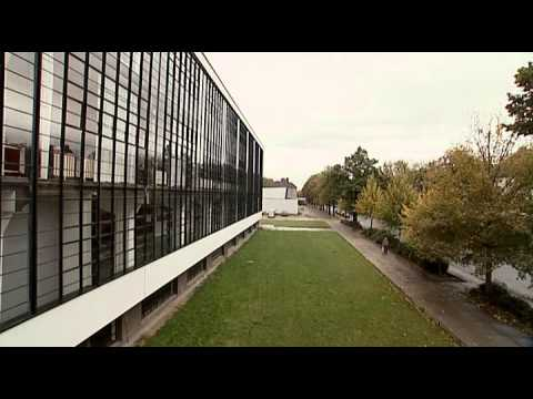 [ARTE] Architecture Collection - Episode 01: Gropius - The Dessau Bauhaus