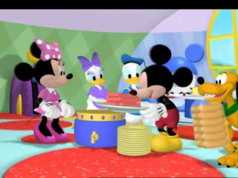 Mickey Mouse Clubhouse Episode 32, clip 1