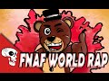 """FNAF WORLD RAP by JT Music - """"Join the Party"""""""