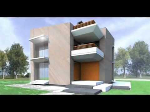 Architectural Design Competition for Passive House in Bulgaria Lozen, 2012