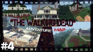 Minecraft epMinecraft Adventure: The Walking Dead [Ep.#4] /w. Sniper,LuzeR