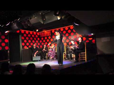Flamenco Dance at Los Tarantos Barcelona in HD