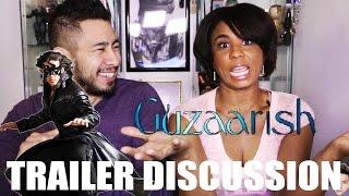 GUZAARISH Trailer Discussion by Jaby & Cortney