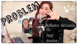 Ariana Grande - Problem ft. Iggy Azalea cover by Kate Kim (Jazz-acoustic ver. lol)
