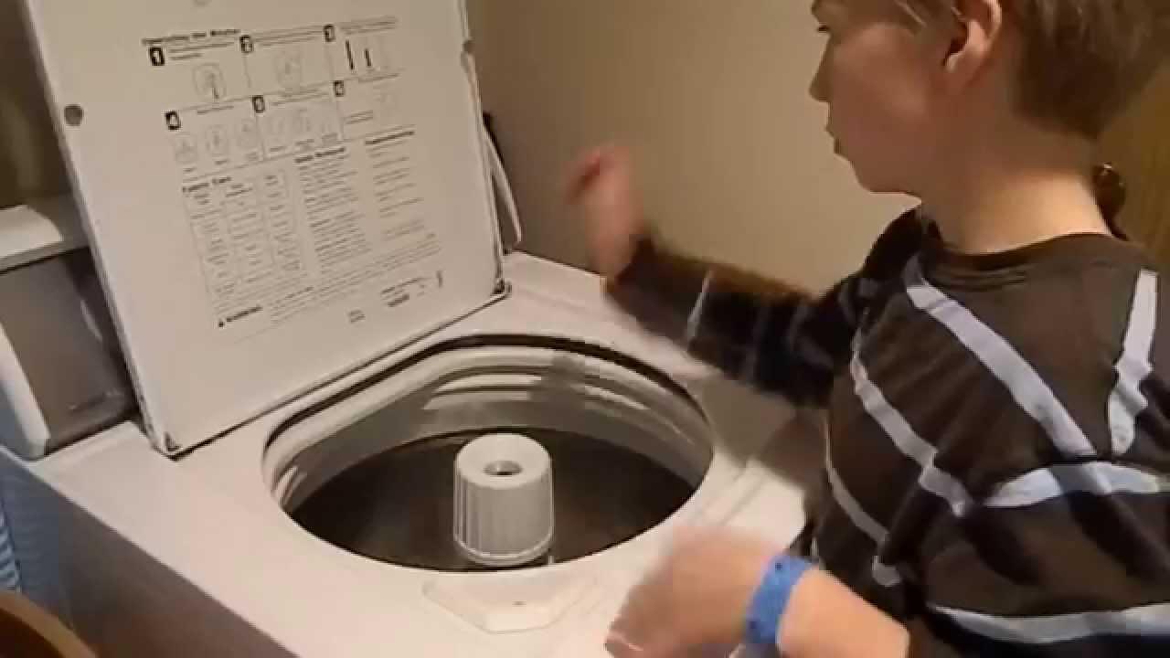 Post: #1[unik] Bocah Bermain Drum Menggunakan Mesin Cuci