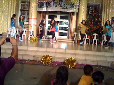 admin & mayors presentation x'mas 2010, LGU Tiaong, Quezon.mov