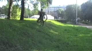 Lazarev Dmitry for Crazybike video Fest