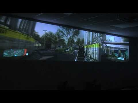 GeForce GTX 590 Triple Projector Ultimate 3D Gaming Experience NCIX Tech Tips