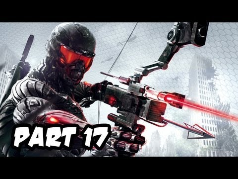 Crysis 3 Gameplay Walkthrough - Part 17 - Mission 5: Red Star Rising (Xbox 360/PS3/PC HD)