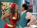 A Que Te Ríes - Navarrete y su secretaria Sabrina vestida de bombera