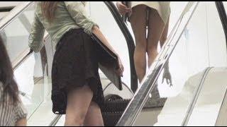 qué esconden las mujeres bajo la falda