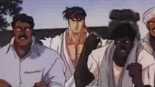 Street Fighter II The Animated Movie view on youtube.com tube online.
