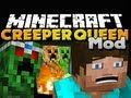 Minecraft Mod - Creeper Boss Mod - New Boss, Mobs, and Items!!