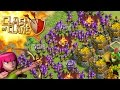 "CLASH OF CLANS -SO MUCH FUCKING PURPLE! SEXY FUN 3 STAR!""FUNNY MOMENTS+ FAIL MAX TROOPS""(WATCH THIS)"
