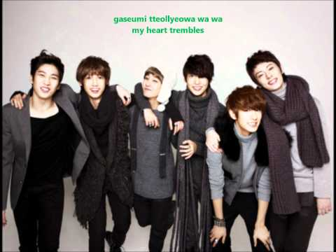Boyfriend - Not one but two [Eng/Rom Lyrics]