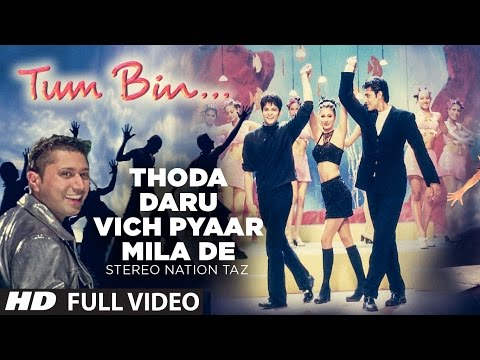 Thoda Daru Vich Pyaar Mila De (Full Song) | Stereo Nation Taz