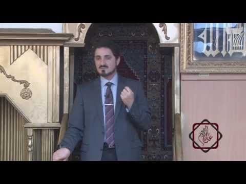 خطبة الدكتور عدنان إبراهيم - المثل الأعلى