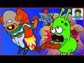 zombie catchers Ловцы зомби игра как мультик для детей от фаника 16