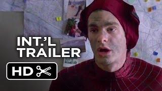The Amazing Spider-Man 2 Official International Trailer (2014) - Marvel Superhero Movie HD