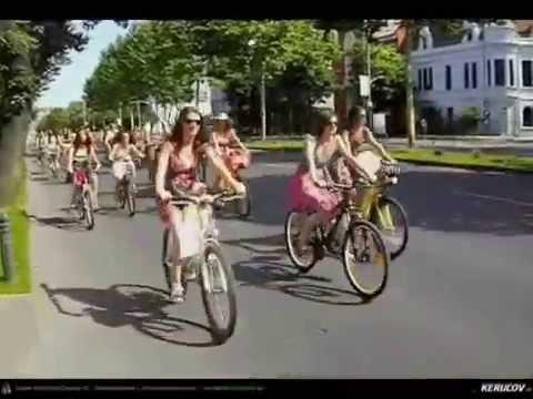 VIDEOCLIP SkirtBike Bucuresti 2014