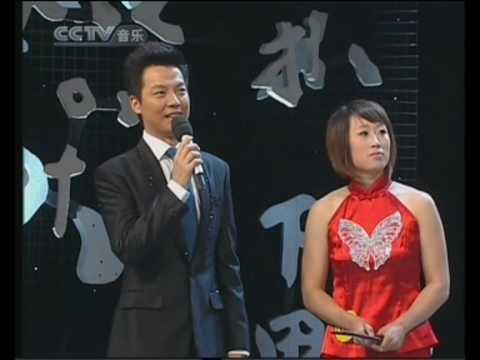 打击乐中青组王娟打击乐演奏《山魈》 2009CCTV民族器乐电视大赛