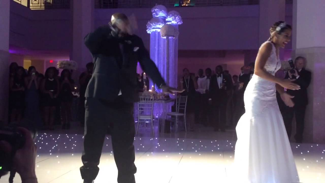 Father Daughter wedding dance (coolest ever!!)