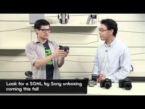 Sneak Peek! New Sony Alpha NEX-7, NEX-5N, a65, NEX-VG20)
