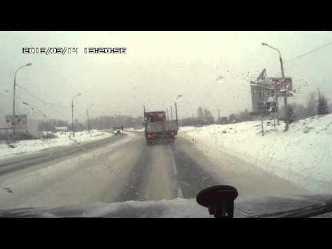 ДТП Орехово-Зуево 14.03.2013