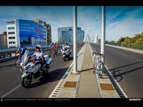 VIDEOCLIP Marsul biciclistilor - 1 - Bucuresti, 22 septembrie 2018 [VIDEO]