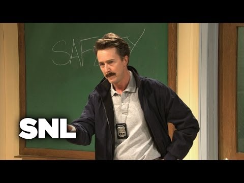 School Visit at Saturday Night Live