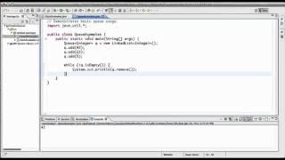 Java Queues: the basics