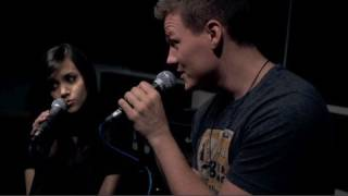 Domino - Jessie J (cover) Megan Nicole and Tyler Ward